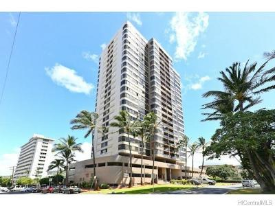 Rental For Rent: 2724 Kahoaloha Lane #1502