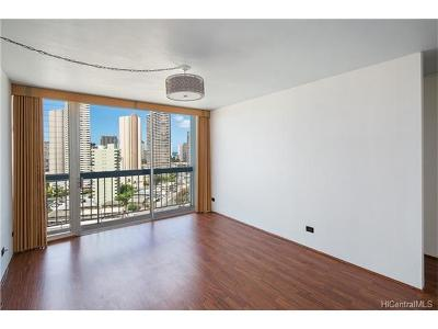 Rental For Rent: 2630 Kapiolani Boulevard #1801