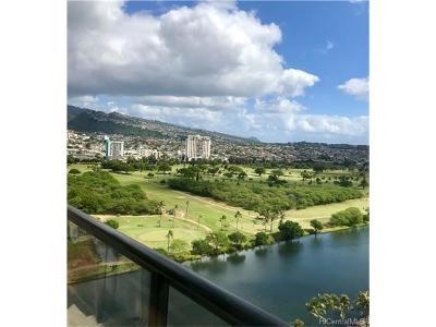 Honolulu Condo/Townhouse For Sale: 444 Nahua Street #2204