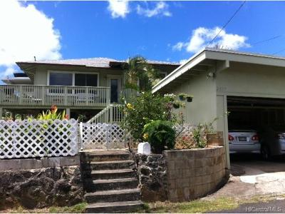 Rental For Rent: 2079 Kalili Place