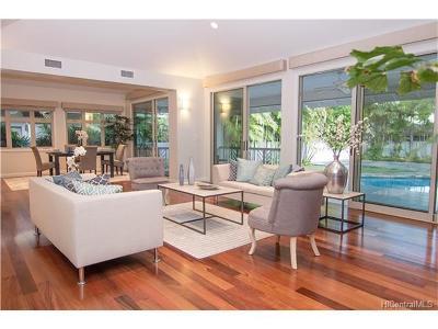 Single Family Home For Sale: 4656 Aukai Avenue