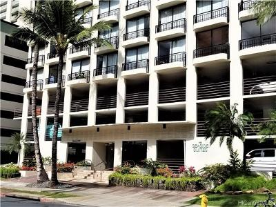 Honolulu Condo/Townhouse For Sale: 440 Seaside Avenue #404
