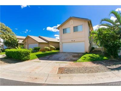 Ewa Beach Single Family Home For Sale: 91-1471 Maipuhi Street