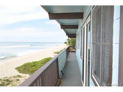Ewa Beach Single Family Home For Sale: 91-127c Ewa Beach Road #7