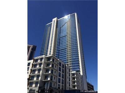 Hawaii County, Honolulu County Rental For Rent: 555 South Street #2403