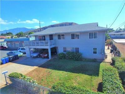 Multi Family Home In Escrow Showing: 85-075 Waianae Valley Road
