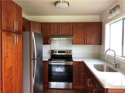 Mililani Condo/Townhouse For Sale: 94-743 Meheula Parkway #19D