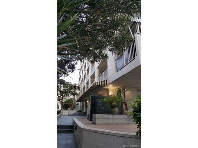Honolulu Condo/Townhouse For Sale: 249 Kapili Street #304
