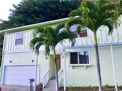 Honolulu Single Family Home For Sale: 1518 Ala Lani Street