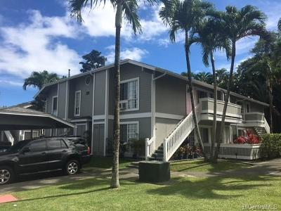 Kaneohe Rental For Rent: 46-1016 Emepela Way #22D