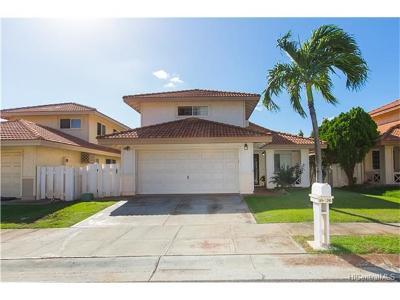 Kapolei Single Family Home For Sale: 91-226 Namahoe Place