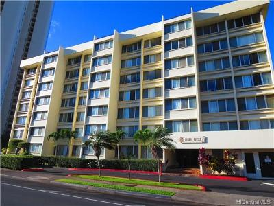 Honolulu Condo/Townhouse For Sale: 5122 Likini Street #515
