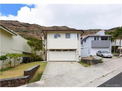 Honolulu, Kailua, Waimanalo, Honolulu, Kaneohe Rental For Rent: 824 Kealahou Street