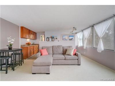 Pearl City Condo/Townhouse In Escrow Showing: 1060 Kamehameha Highway #507B