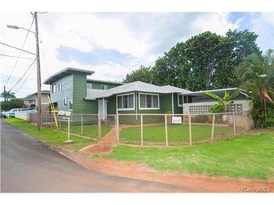 Ewa Beach HI Single Family Home For Sale: $850,000