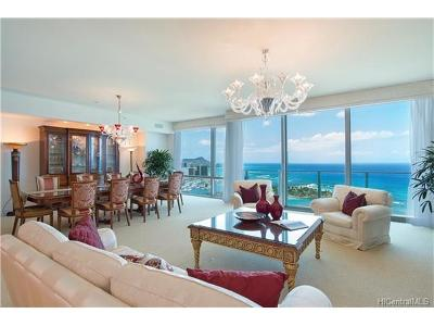 Hawaii County, Honolulu County Condo/Townhouse For Sale: 1288 Ala Moana Boulevard #39K