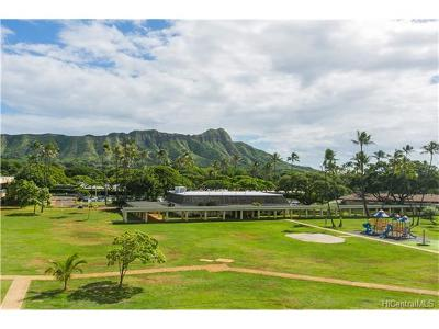 Honolulu Condo/Townhouse For Sale: 2600 Pualani Way #401
