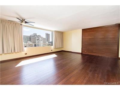 Honolulu Condo/Townhouse For Sale: 435 Seaside Avenue #1103