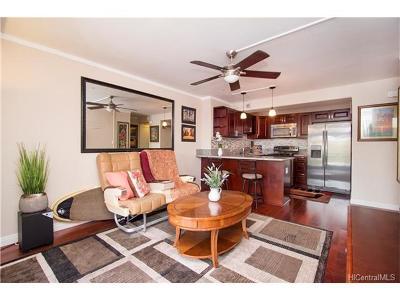 Honolulu Condo/Townhouse For Sale: 1415 Victoria Street #409