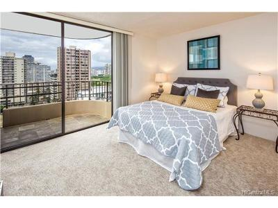 Honolulu Condo/Townhouse For Sale: 311 Ohua Avenue #1401A