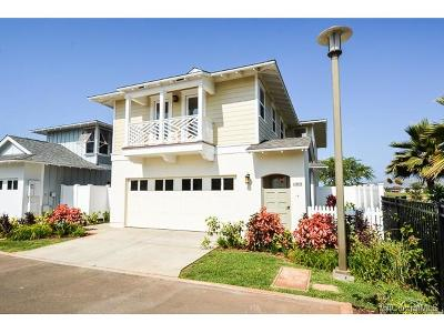 Ewa Beach HI Single Family Home For Sale: $940,000