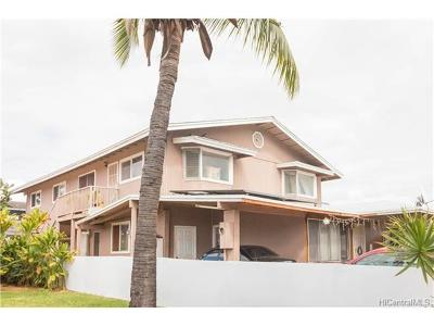 Ewa Beach HI Single Family Home For Sale: $880,000