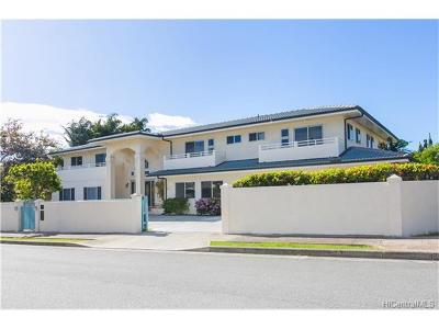 Single Family Home In Escrow Showing: 736 Ulili Street