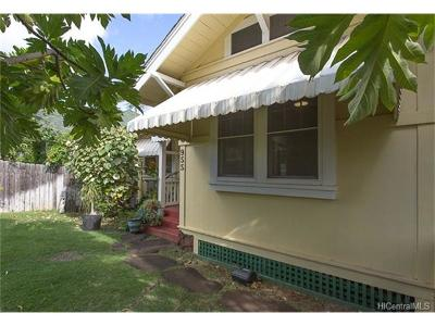 Single Family Home In Escrow Showing: 955 18th Avenue