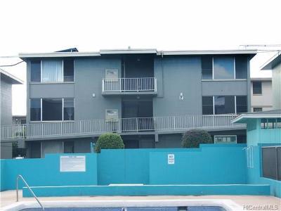 Waipahu Condo/Townhouse For Sale: 94-246 Leoku Street #F313