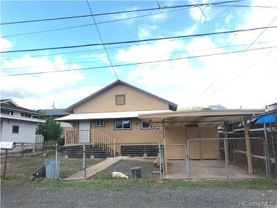 Waianae Rental For Rent: 87-114 Palakamana Street