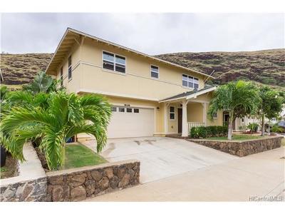 Waianae Single Family Home For Sale: 86-219 Leihoku Street