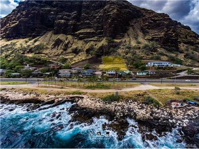 Waianae HI Multi Family Home For Sale: $1,200,000