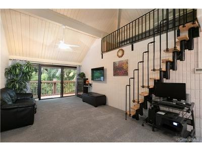 Kaneohe Condo/Townhouse In Escrow Showing: 46-007 Puulena Street #310