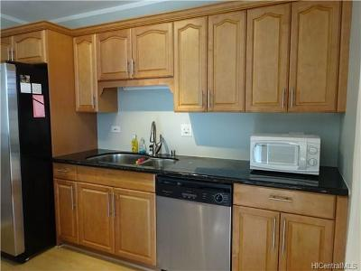 Pearl City Condo/Townhouse In Escrow Showing: 98-524f Kamahao Place #45