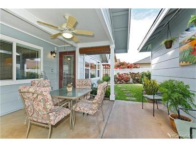 Ewa Beach Single Family Home In Escrow Showing: 91-1032 Kaihoi Street