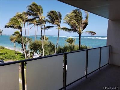 Hauula Condo/Townhouse For Sale: 53-549 Kamehameha Highway #506