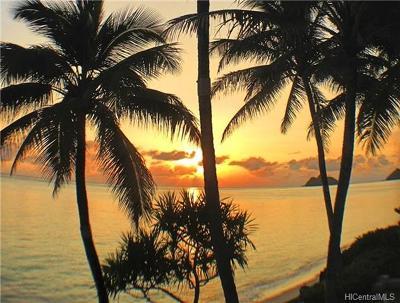 Central Oahu, Diamond Head, Ewa Plain, Hawaii County, Hawaii Kai, Honolulu County, Kailua, Kaneohe, Kau, Kauai, Leeward Coast, Makakilo, Maui, Metro Oahu, Molokai, N. Kohala, N. Kona, North Shore, Pearl City, Puna, S. Hilo, S. Kohala, S. Kona, Waipahu Single Family Home For Sale: 854 Mokulua Drive