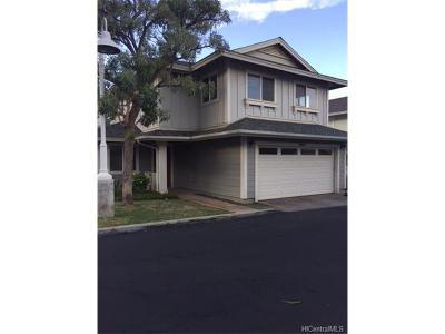 Waianae Single Family Home For Sale: 87-2137 Pakeke Street