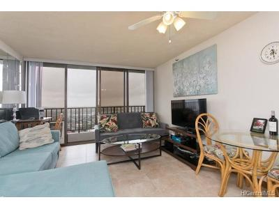 Aiea Condo/Townhouse In Escrow Showing: 98-402 Koauka Loop #2410