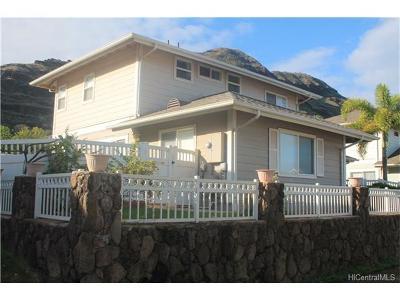 Waianae Single Family Home For Sale: 87-1013 Kaiamekala Street