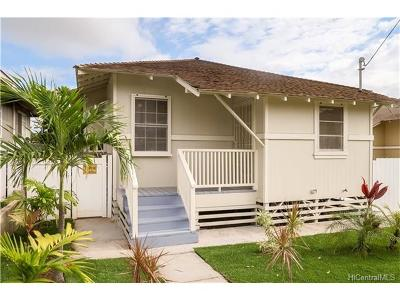 Ewa Beach Single Family Home For Sale: 91-1661 Orrick Street