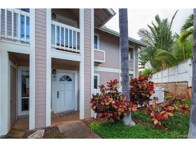 Waipahu Condo/Townhouse For Sale: 94-531 Lumiaina Street #C102