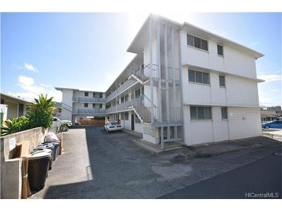 Honolulu Multi Family Home For Sale: 1651 Frog Lane