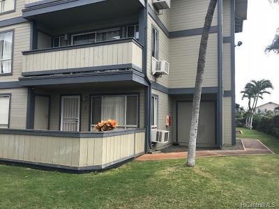Ewa Beach Condo/Townhouse For Sale: 91-273 Hanapouli Circle #13A
