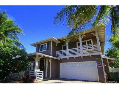 Ewa Beach HI Single Family Home For Sale: $619,900