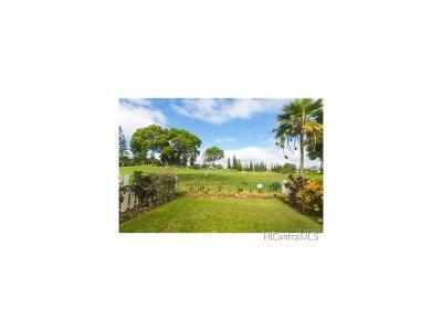 Waipahu Condo/Townhouse For Sale: 94-816 Lumiauau Street #GG102