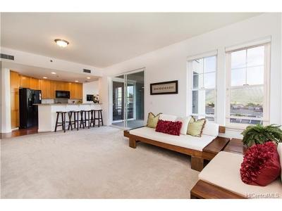 Honolulu County Condo/Townhouse For Sale: 520 Lunalilo Home Road #8305