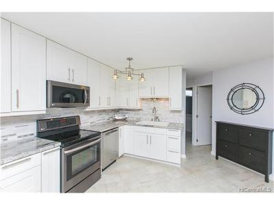 Condo/Townhouse For Sale: 98-099 Uao Place #1607