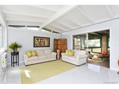 Single Family Home For Sale: 588 Pauku Street