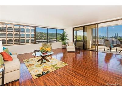 Hawaii County, Honolulu County Condo/Townhouse For Sale: 4340 Pahoa Avenue #4A